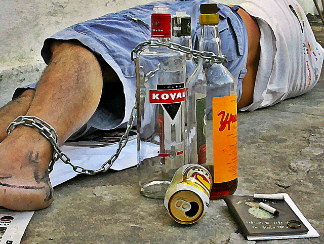 The 5 Worst Things Alcohol Does To Your Body
