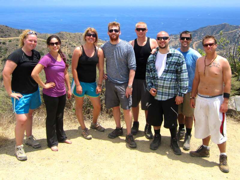Morningside Recovery - Adventure Program - Catalina Island July 2011
