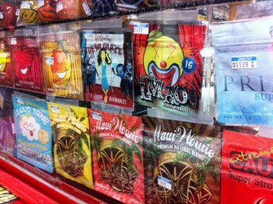 evidence of the rising synthetic drug epidemic
