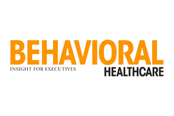 Featured in Behavioral Healthcare Magazine