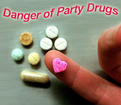 Danger of Party Drugs