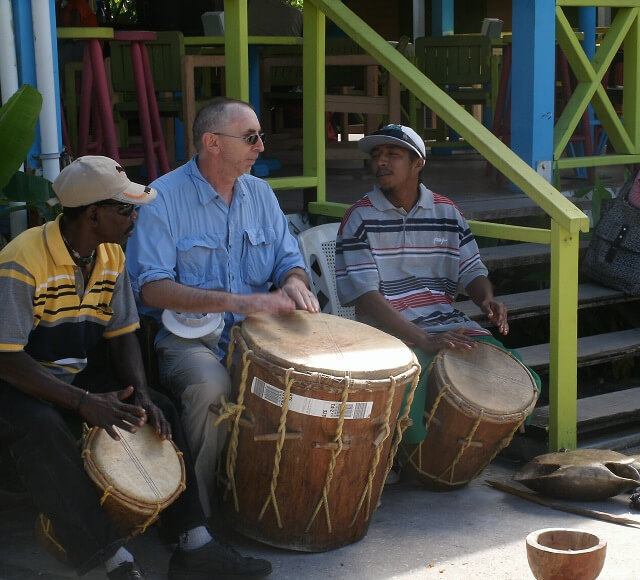 A Great Beat: The Basics of Drum Circle Therapy