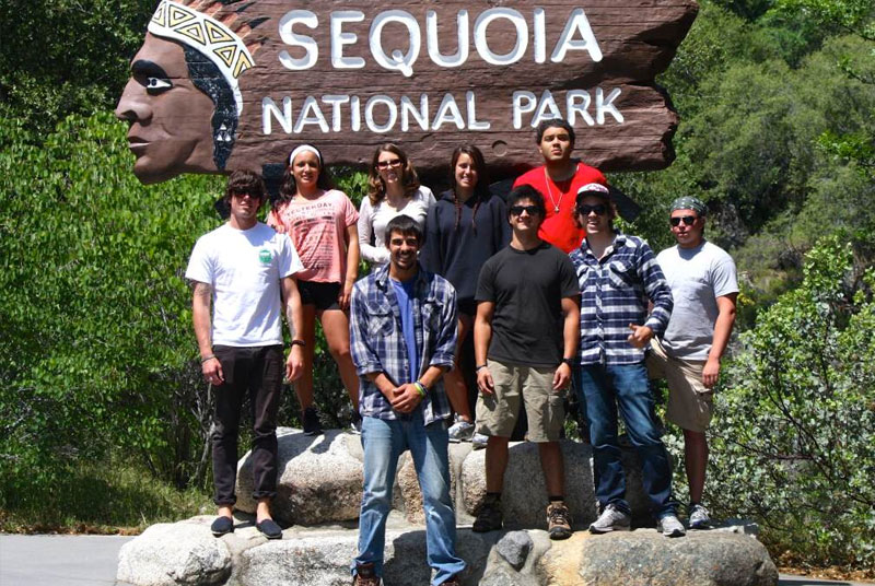 Sequoia Kings Canyon May 2012