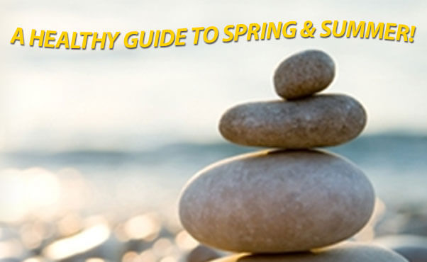 A Healthy Guide to Spring & Summer