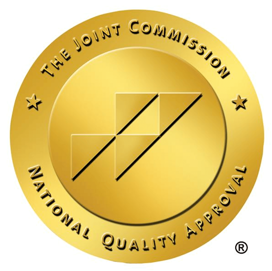 We Received the Gold Seal of Approval from The Joint Commission!